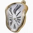 Clock Dalí Salvador Artístico Reloj Subrealista Derretido Decorativo