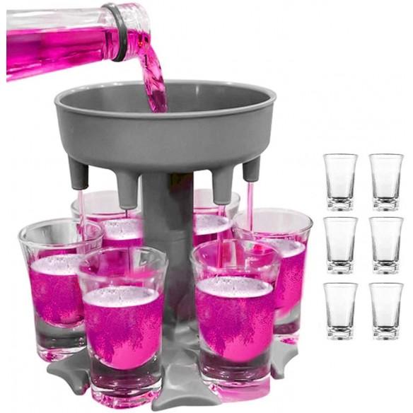 Dispensador tragos Shots Coctel licor copas