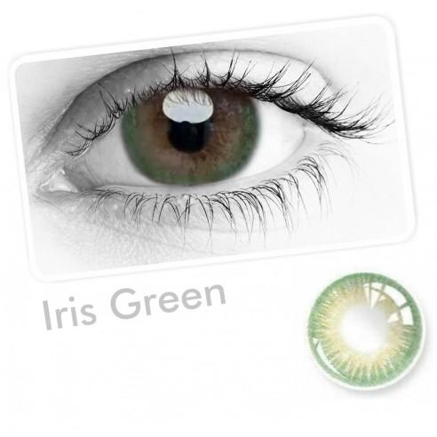 Lentes Cosméticos Iris Tone HidroCor Naturales