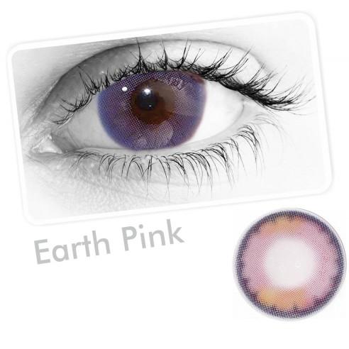 Lentes de Contacto Cosplay Earth Anime Iris Color