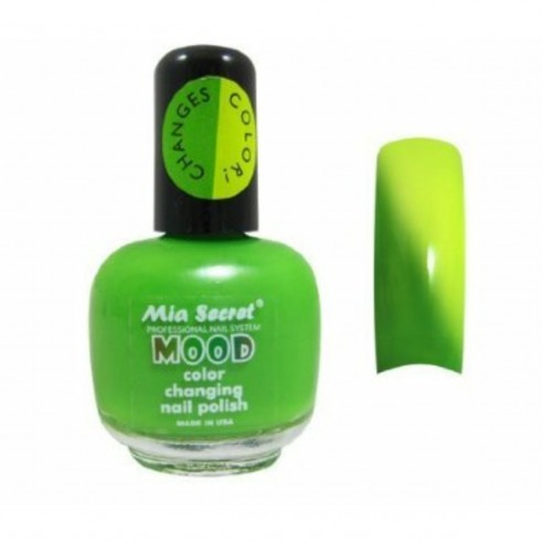 Esmalte para Uñas Mia Secret Mood cambia de color