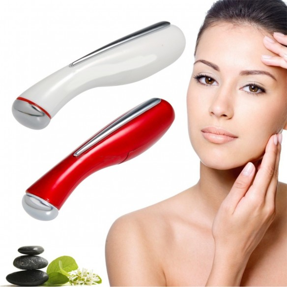 Lápiz iónico facial reductor de arrugas y contorno de ojos