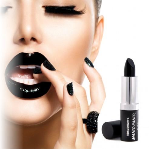 Lápiz Labial Negro Fantasy Makers Black Lipstick
