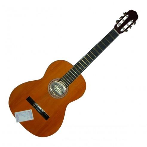Guitarra clasica tipo concierto, elaborada maderas nobles