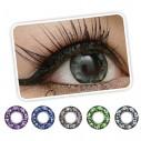 Lentes de contacto cosméticos Diamond