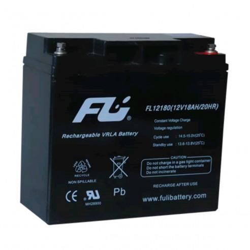 Batería Sellada FuliBattery 12V-18AH Ref. FL12180GS