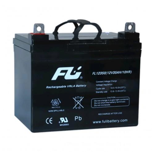 Batería Sellada FuliBattery 12V-35AH Ref. FL12350GS