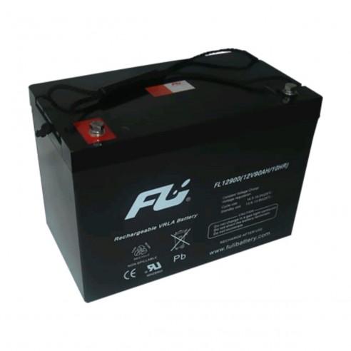Batería Sellada FuliBattery 12V-90AH Ref. FL12900GS