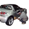 Toalla de Ultralimpieza en Microfibra para vehiculos, reemplaza la lanilla de tu carro o moto