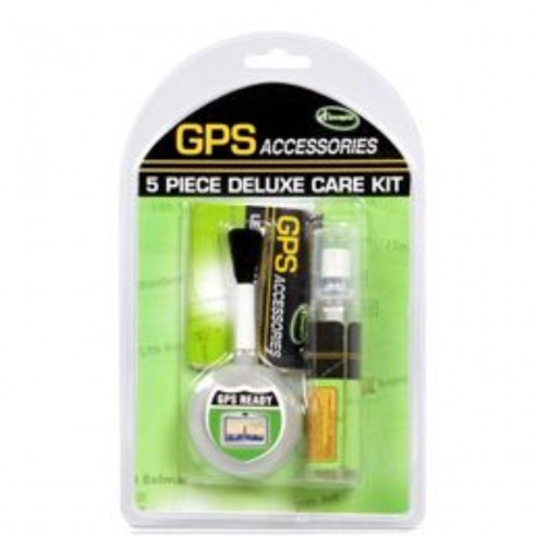 Kit de Limpieza y mantenimiento para GPS Deluxe Care Cleaning Profesional Kit Screen 5 piezas