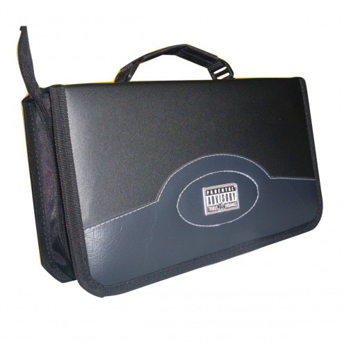 Estuche Porta-cd x80