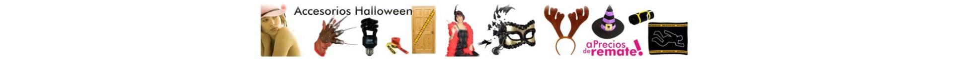 Accesorios para disfraces y fiestas especiales o teatro