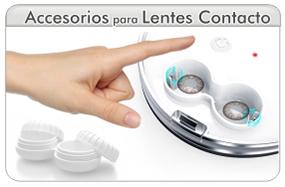 Accesorios Lentes de contacto