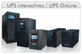 UPS Interactivas y Online