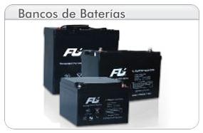 Baterías Secas