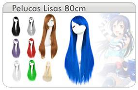 Pelucas Lisa 80cm