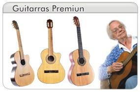Guitarras Premiun