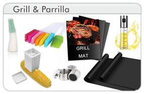 Utensilios para Grill y Parrilla