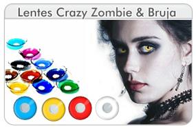 Lentes de contacto Zombie