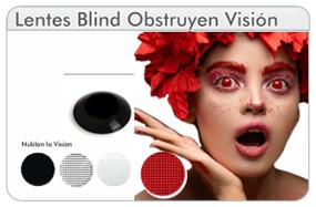 Lentes de contacto Blind