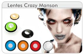 Lentes de contacto Manson
