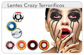 Lentes de contacto Terror FX
