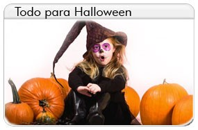 Todo para Halloween