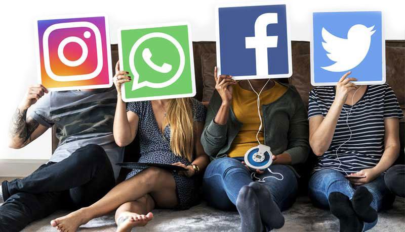 NO queremos hacer ventas por las redes sociales