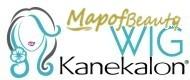 MapofBeauty Kanekalon Wig